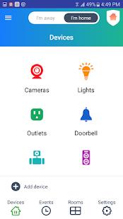 Vivitar Smart Home Security v1.0.159 screenshots 1