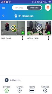 Vivitar Smart Home Security v1.0.159 screenshots 2