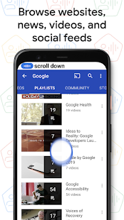 Voice Access v5.3.379482018 screenshots 3