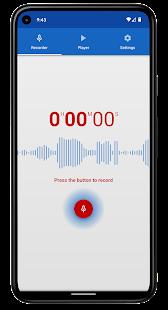 Voice Recorder v3.06 screenshots 1