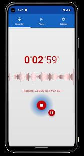 Voice Recorder v3.06 screenshots 4