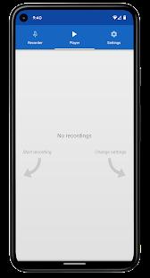 Voice Recorder v3.06 screenshots 6