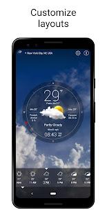 Weather Live v6.40.3 screenshots 1