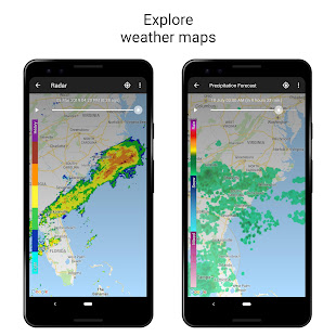 Weather Live v6.40.3 screenshots 4