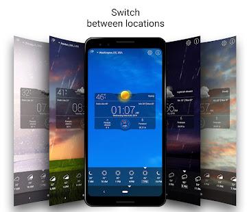 Weather Live v6.40.3 screenshots 7