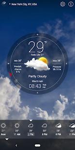 Weather Live v6.40.3 screenshots 8