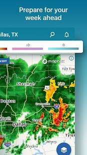 Weather Radar amp Live Widget The Weather Channel v10.35.0 screenshots 2