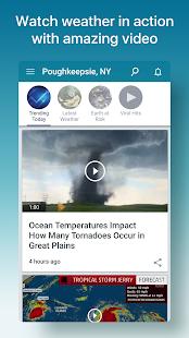 Weather Radar amp Live Widget The Weather Channel v10.35.0 screenshots 6