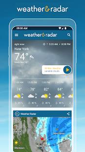 Weather amp Radar – Storm alerts v2021.16.1 screenshots 1