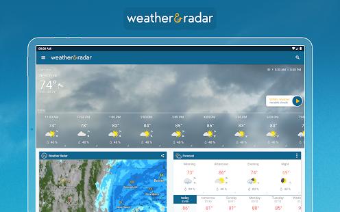 Weather amp Radar – Storm alerts v2021.16.1 screenshots 13
