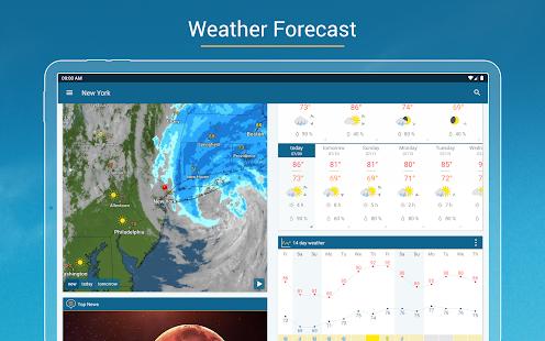 Weather amp Radar – Storm alerts v2021.16.1 screenshots 15