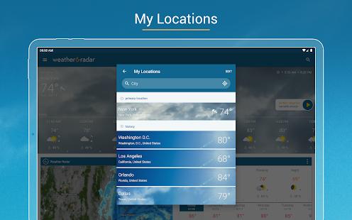 Weather amp Radar – Storm alerts v2021.16.1 screenshots 16