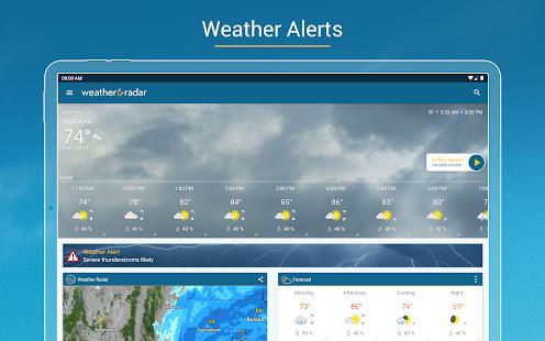 Weather amp Radar – Storm alerts v2021.16.1 screenshots 17