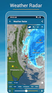 Weather amp Radar – Storm alerts v2021.16.1 screenshots 2