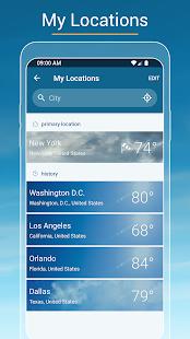Weather amp Radar – Storm alerts v2021.16.1 screenshots 4
