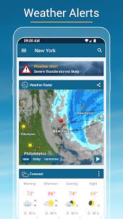 Weather amp Radar – Storm alerts v2021.16.1 screenshots 5