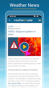 Weather amp Radar – Storm alerts v2021.16.1 screenshots 6