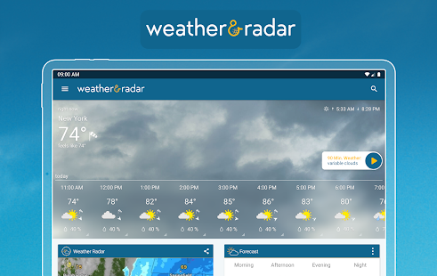 Weather amp Radar – Storm alerts v2021.16.1 screenshots 7