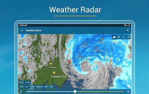 Weather amp Radar – Storm alerts v2021.16.1 screenshots 8