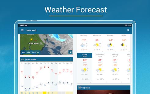 Weather amp Radar – Storm alerts v2021.16.1 screenshots 9