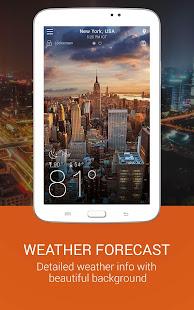 Weather app v5.8 screenshots 10