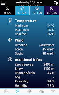 Weather for the World v3.7.10.16 screenshots 10