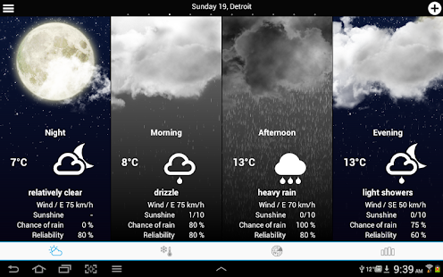 Weather for the World v3.7.10.16 screenshots 17
