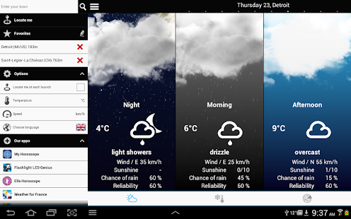 Weather for the World v3.7.10.16 screenshots 21