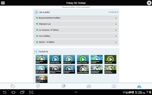 Weather for the World v3.7.10.16 screenshots 24