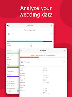 Wedding Planner Checklist Budget Countdown v2.04.227 screenshots 14
