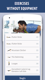 Weight gain diet and exercises in 30 days v2.0 screenshots 4