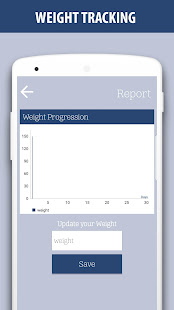 Weight gain diet and exercises in 30 days v2.0 screenshots 5