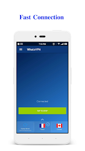 WhatsVPN – Unlimited Free VPN v2.3.700 screenshots 2