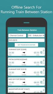 Where is my Train – Train Live Location amp Status v1.8 screenshots 7