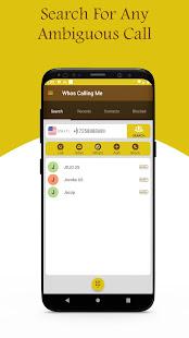Whos Calling Me – Caller ID v1.0.5-RC3 screenshots 2