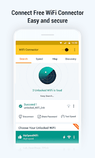 WiFi Key Connector Free Password and WiFi Map v1.5.2.761 screenshots 1