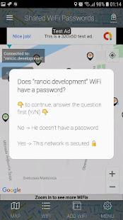 WiFi Passwords Map v1.1.3 screenshots 5