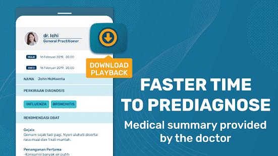 YesDok 24 Hour Live Doctor Consultation v10.0.15 screenshots 2