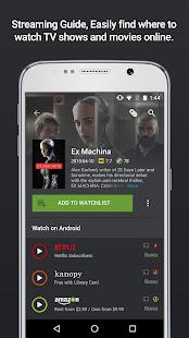 Yidio – Streaming Guide – Watch TV Shows amp Movies v3.9.2 screenshots 1