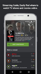 Yidio – Streaming Guide – Watch TV Shows amp Movies v3.9.2 screenshots 8