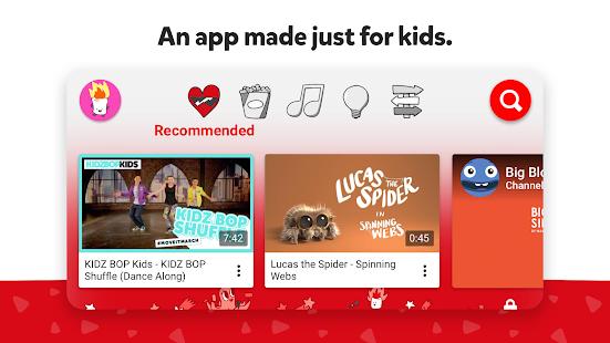 YouTube Kids v6.29.4 screenshots 1