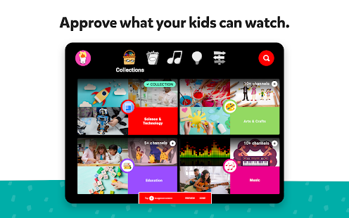 YouTube Kids v6.29.4 screenshots 14