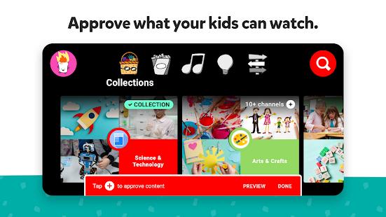YouTube Kids v6.29.4 screenshots 4