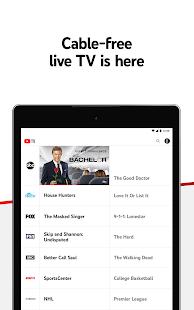 YouTube TV Live TV amp more v5.33.5 screenshots 11