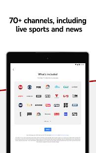YouTube TV Live TV amp more v5.33.5 screenshots 12