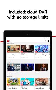 YouTube TV Live TV amp more v5.33.5 screenshots 14