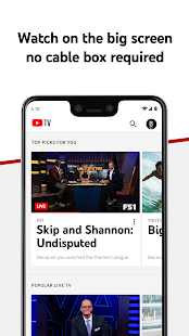 YouTube TV Live TV amp more v5.33.5 screenshots 3