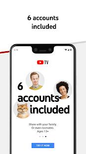 YouTube TV Live TV amp more v5.33.5 screenshots 5