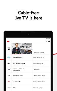 YouTube TV Live TV amp more v5.33.5 screenshots 6
