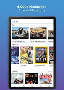 ZINIO – Magazine Newsstand v4.46.1 screenshots 5